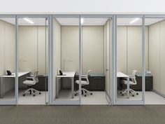 Allsteel Beyond Solid Movable Walls