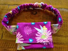 Navigating the D-life with Chickie: Insulin Pump Pouch Pattern