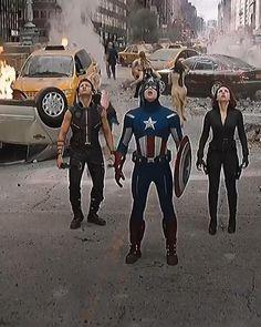 Avengers ✨