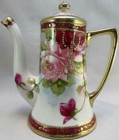 Lovely coffee pot