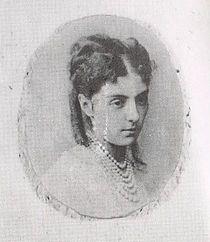 Графиня Елизаве́та Андре́евна Воронцо́ва-Да́шкова (ур. графиня Шува́лова; (1845— 1924)