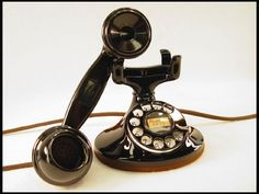 vintage phones | Antique Telephones > Western Electric > WE 202