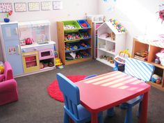 kids playroom ideas small space