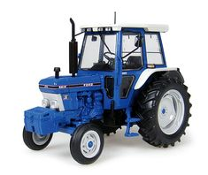 Ford 5610 2WD Tractor (1/32)