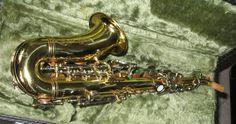 RAMPONE & C. Sax Soprano Curvo Perfetto Garanzia