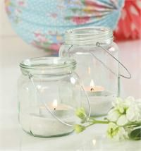 A DIY project for a rainy day I think :)) - Piero Glass Hanging Jar