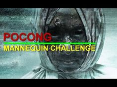 OMG.... POCONG Mannequin Challenge (THE BEST )