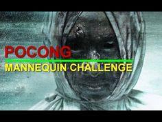 OMG.... POCONG Mannequin Challenge (THE BEST )