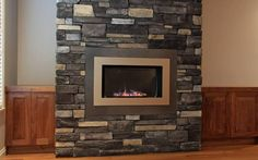 Valor H4 Series Fireplace Design, Gas Fireplace, Valor Fireplaces, Decorating Ideas, Decor Ideas, Calgary, Foyer, Design Ideas, Luxury