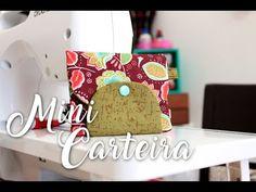 Passo a Passo - Mini Carteira com Porta Cartões (Fácil) - YouTube