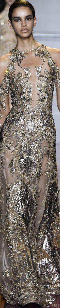 Zuhair Murad Fall 2016 Couture | LOLO❤︎