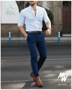 Mens Casual Dress Outfits, Formal Men Outfit, Stylish Mens Outfits, Dress Clothes For Men, Casual Look For Men, Business Casual Attire For Men, Business Formal, Business Outfits, Smart Casual