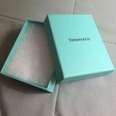 "Tiffany & co. Box‼️ Authentic Tiffany & co box. W/ padding. 3.75"" x 3"" x 1.5"" ✅BUNDLE ❌TRADE Tiffany & Co. Accessories"