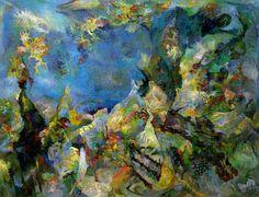 Exposition Art Blog: Bernard Schultze