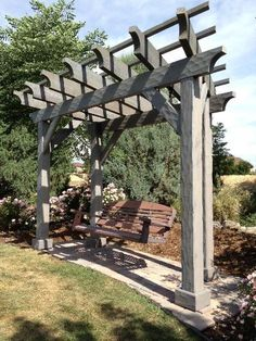 113 best Pergola ideas images on Pinterest | Pergola ideas, Covered ...