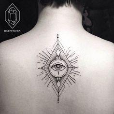 Lines and Dots – The beautiful minimalist tattoos of Bicem Sinik