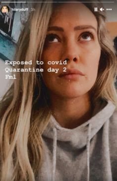 """Hilary Duff has been isolating in her basement for five days after being exposed to COVID-19 Just one month after announcing her third pregnancy, Hilary Duff has announced she's in quarantine. Like actual, self-isolation quarantine due to COVID-exposure, not the """"quarantine"""" we all pretend we're in just because we use Instacart and aren't wearing a […] The post Hilary Duff Debuts Baby Bump While In COVID Quarantine appeared first on Scary Mommy."""