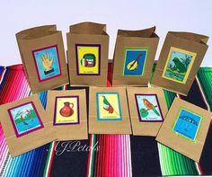 Mexico theme Party bags/loteria Goodie bags/mexico party favors/mexican party bags/mexican baby shower favors/mini favor bags - Source by Mexican Party Favors, Mexican Birthday Parties, Mexican Party Decorations, Mexican Fiesta Party, Fiesta Theme Party, Birthday Party Celebration, Party Themes, Party Ideas, Mexico Party Theme