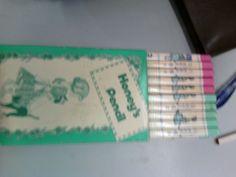 SARAH HAY mondadori   matite da collezione kit 10 pz nuovo  S 70