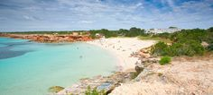 Cala Saona playa - Formentera