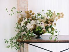 floral arrangement by sarah winward