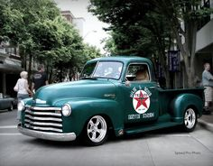 Chevrolet Pick Up 3100 - 1953