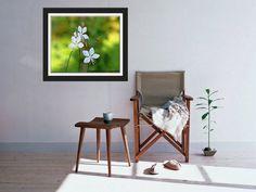 Spring Wild FlowerDownloadable Fine Art  by UrbanDigitalArt, $2.95