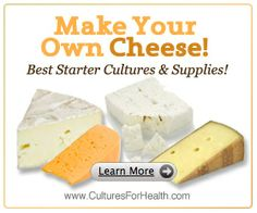 Make Your Own Cheese at Home