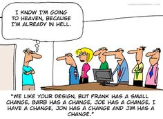 On the Creative Market Blog - A Designer's Life in 10 Hilarious Cartoons