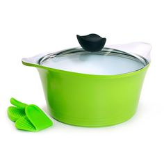 Cocotte Cooking Pot Ø 24 cm Grn now featured on Fab.