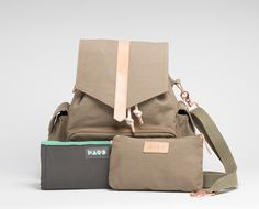 KAOS Ransel | Khaki from KAOS