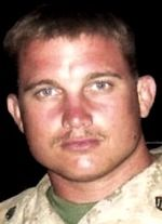 Marine Sgt. Harvey E. Parkerson III, 27, of Yuba City, California. Died August 18, 2004, serving during Operation Iraqi Freedom. Assigned to Battalion Landing Team 1/4 (1st Battalion, 4th Marine Regiment), 11th Marine Expeditionary Unit (Special Operations Capable), Camp Pendleton, California. Died of wounds sustained when hit by enemy small-arms fire during combat operations in Najaf, Najaf Province, Iraq.