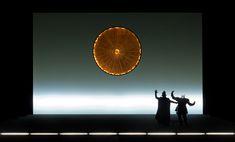 Teatro Comunale di Bologna  MACBETH di Giuseppe Verdi  Regia e scene: Robert Wilson  Photo © Rocco Casaluci - 2013