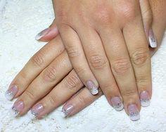 French Nail Extension | Nail Art Ideas