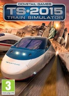 Full Version PC Games Free Download: Train Simulator 2015 Full PC Game Free Download