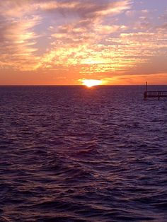 Walvis Bay Sunset