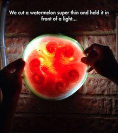 The watermelon nebula??