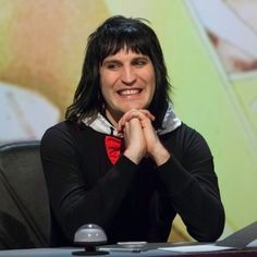 Noel Fielding on QI!