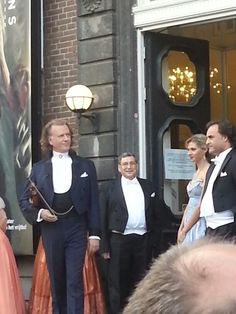 Andre rieu concert in massterict