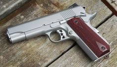 Dan Wesson Valor V-Bob - CNC machined and hand finished perfection. The fewer man hours needed to make this saves you money on one of the finest 1911's available. $1700 - $2000