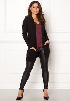 Bubbleroom - Sko & Klær på nett Leather Pants, Sweatshirts, Fashion, Moda, Hoodies, Fashion Styles, Leather Joggers, Trainers, Leather Leggings