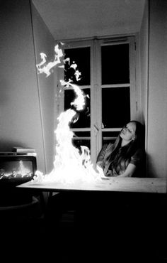 magic and fire