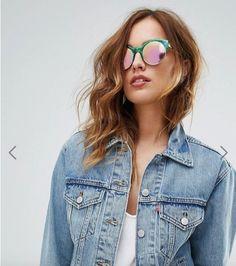 10 paires de lunettes de soleil effet miroir à shopper cet été 160b322b1d4d