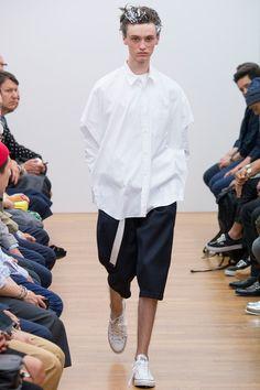 Comme des Garçons Shirt | Spring 2015 Menswear Collection | Style.com