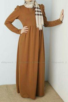new trend hijab fashion, maxi dress from Allday Turkish fashion Modern Hijab Fashion, Muslim Women Fashion, Abaya Fashion, Modest Fashion, Fashion Outfits, Fashion Ideas, Dress Fashion, Fashion Fashion, Hijab Style Dress