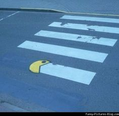 PAC MAN is back!