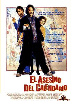 El asesino del calendario - January Man (1989)