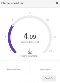 Tecnologia: #Speed #test di #Google come provarlo in anteprima (link: http://ift.tt/2drFSXS )