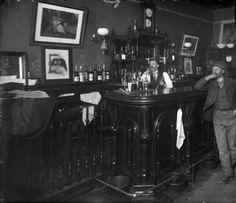 Saloon, Georgetown, Colorado :: 1880