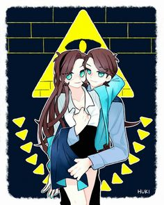 Reverse pines twins implies pinecrest i think Gravity Falls Anime, Reverse Gravity Falls, Gravity Falls Fan Art, Reverse Falls, Cartoon As Anime, Anime Nerd, Cartoon Movies, Dipper X Mabel, Mabel Pines